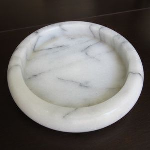 Pier 1 Marble Candle Holder